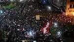 El saldo de la violenta represión: por lo menos dos muertos