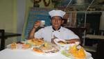 Kike La Torre y su restaurante Las delicias