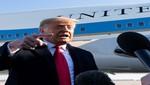 Donald Trump niega responsabilidad alguna en la violencia en el Capitolio del pasado 6 de enero