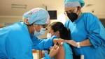 Ministerio de Salud: Cinco regiones completaron su meta de vacunación de la primera dosis contra la COVID-19