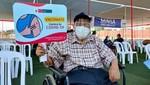 Lima Este: Más de 15 000 adultos mayores de 80 años fueron vacunados con nuevo sistema Vacuna Tayta