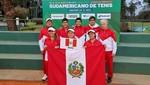Perú vence a Colombia en Sudamericano de Tenis y se acerca al Mundial