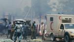 Una explosión se produjo en el exterior del aeropuerto de Kabul