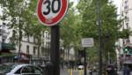 París: la limitación de velocidad de circulación es limitada a 30 kilómetros por hora