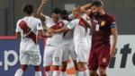 Perú sigue en pie de lucha por un cupo para Qatar 2022: derrotó por la diferencia mínima al elenco de Venezuela