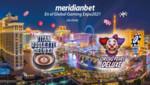 Todo sobre Meridianbet en la Global Gaming Expo 2021 en Las Vegas