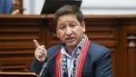 Guido Bellido dejó la Presidencia del Consejo de Ministro tras 66 días en el cargo