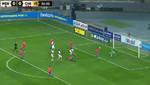 Perú se impuso a Chile por dos goles a cero: Cueva y Peña marcaron los tantos