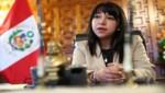 Mirtha Vásquez se presentará en el Congreso el lunes 25 de octubre para solicitar voto de confianza