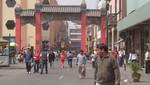 Barrio chino en expectativa por la llegada del 'Año del dragón'