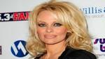 Pamela Anderson recauda dinero para Haití