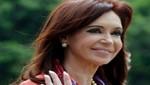 Argentina: Presidenta Cristina Fernández mostró su lamento por accidente ferroviario