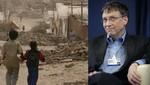 ¿Estás de acuerdo con las declaraciones de Bill Gates sobre la ayuda que recibe Perú de España?