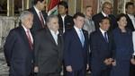 Gobierno peruano muestra interés en la organización de la VI Cumbre de la Unasur en Lima