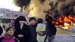 La ONU acusa al gobierno sirio de cometer violaciones a los derechos humanos