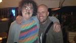 Gian Marco tuvo un encuentro con el rockero argentino Charly García