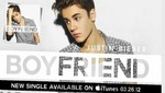 Justin Bieber libera 13 segundos de su nuevo single 'Boyfriend' (Video)