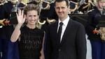 La UE sanciona a esposa del presidente sirio Bashar Al Assad