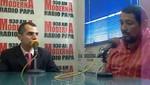 Ex Senador Benigno Chirinos: 'Se tiene que volver al sistema bicameral'