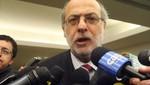 Abugattás sostuvo que Roncagliolo es 'presa' de la oposición