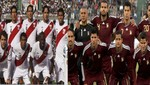 Conozca las alineaciones del Perú vs. Venezuela