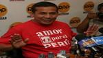 Ollanta Humala saluda a selección por tercer lugar