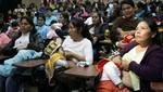 Semana de la Lactancia Materna en el Perú comienza hoy
