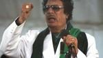 Hijo de Muamar Gadafi: 'Mi padre sigue en Trípoli'
