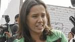 Rosario Ponce lloró en Fiscalía al recordar a Ciro Castillo