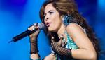 Gloria Trevi se negó a cantar con los Tigres del Norte