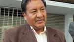 Congresista fujimorista Ccama  es investigado por fiscalía de Puno