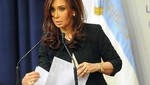 Cristina Fernández se perfila para ganar hoy las elecciones en Argentina