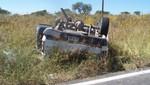 Huánuco: fiscal muere en accidente de tránsito