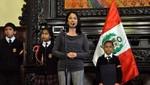 Nadine Heredia pide a los peruanos mayor tolerancia en esta Navidad