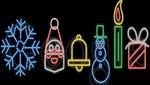 Google saluda por Navidad con colorido 'doodle'