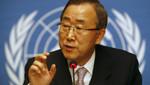 Ban Ki-moon resaltó el rol argentino en el G77