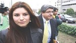 Último minuto: Giuliana Llamoja es detenida en Ecuador