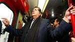 Alan García: 'El Tren Eléctrico es una obra para 100 años'