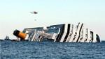 Costa Concordia: Hallan nuevo cuerpo sin vida