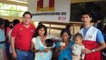 Juntos promueve una generacion de peruanos con una cultura de identidad