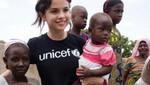 Selena Gomez volverá al Congo con Unicef