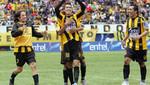 The Strongest derrotó por 2-1 al Juan Aurich por la Copa Libertadores