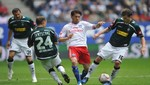 Hamburgo empató 1-1 con el Borussia M'gladbach por la Liga Alemana