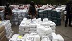 Decomisan media tonelada de clorhidrato de cocaína en Lambayeque