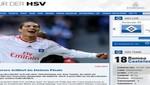 Hamburgo felicita a Paolo Guerrero