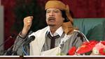 Muamar Gadafi: 'Rebeldes son unas ratas y traidores'