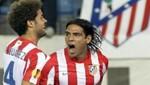 Radamel Falcao: 'No le tenemos miedo al Barcelona'