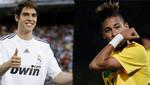 Kaká desea hacer dupla con Neymar en el Madrid