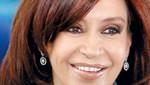 Revive el baile de la mandataria reelecta Cristina Fernández