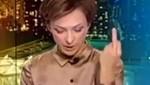 Video: Conductora le saca dedo medio a Barack Obama